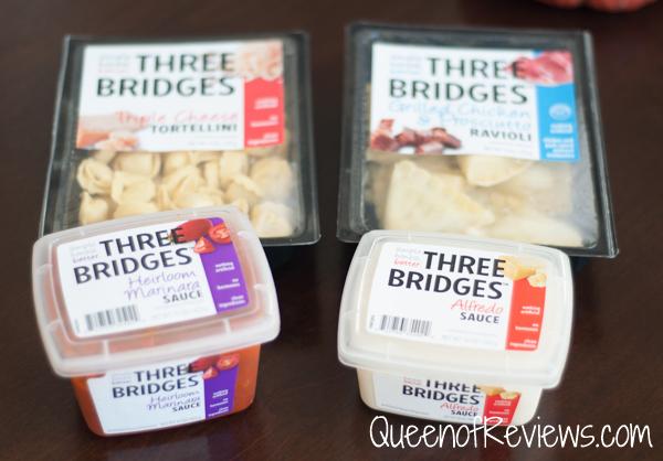 Three Bridges Products