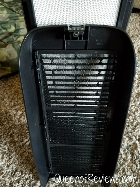 Honeywell Compact AirGenius 4 Washable Filter