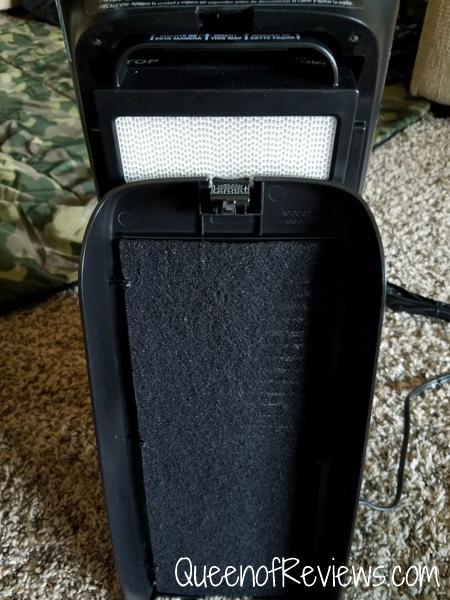 Honeywell Compact AirGenius 4 VOC Filter