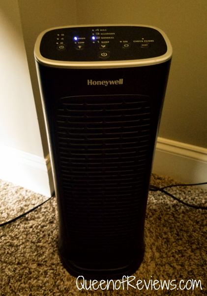 Honeywell Compact AirGenius 4 Front