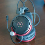 Audio Technica ATH-AG1x High-Fidelity Gaming Headset