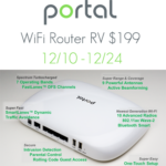 Portal Smart Gigabit Home Wi-Fi System + Giveaway
