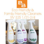 Balthazar & Brisco Cleaners Sample Pack Giveaway