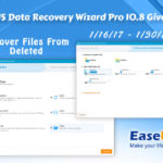 EaseUS Data Recovery Wizard Pro 10.8 Giveaway