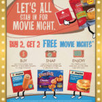 Enjoy a Night In with Tyson & Redbox by Shopping Walmart! #TysonFreeMovieNight