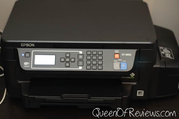 Epson Expression EcoTank ET-3600 Printer - The Gift for