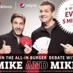 Join the All-In Burger Debate with ESPN'S MIKE and MIKE + Enter to Win 1 of 2 $25 Applebee's Gift Cards