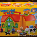 1.2.3. My Take Along Farm from PLAYMOBIL