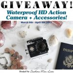 Hamswan Waterproof HD Action Camera Giveaway