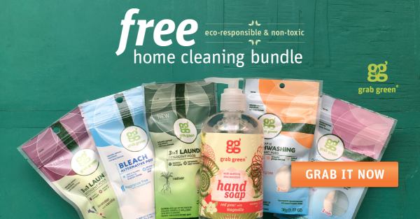 Spring Clean with Grab Green