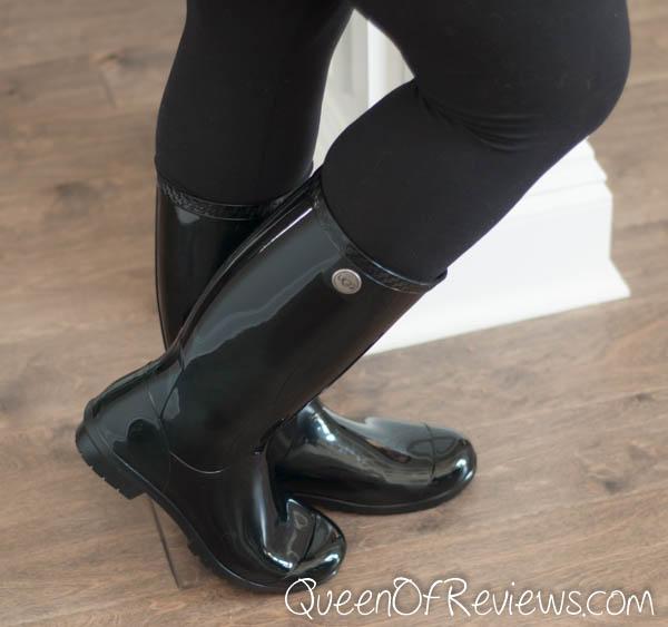 UGG Shaye Boots Wearing