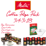 The Flavor of Europe in Every Cup with Melitta Coffee + Giveaway