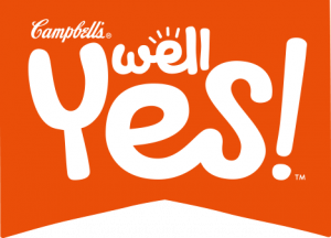 Campbells Well Yes! Logo