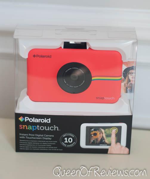 Polaroid Snap Touch Instant Digital Camera