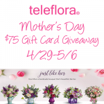 Teleflora Has What Mom Wants + Giveaway