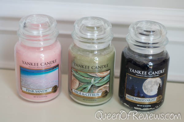 Yankee Candle Now Available at Walmart!