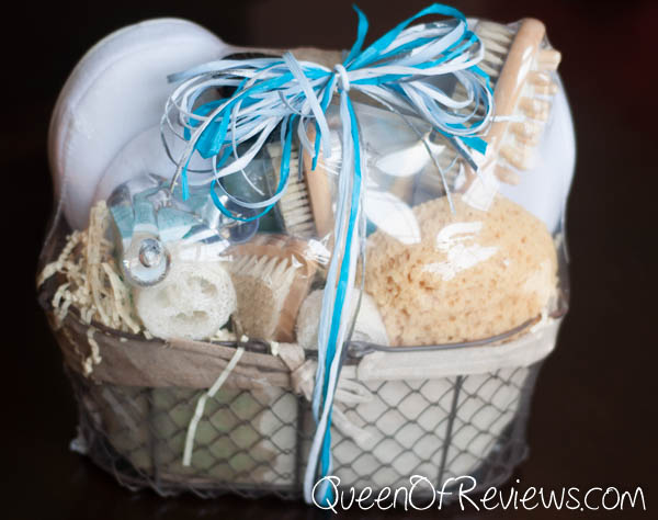 Premium Spa Gift Basket from GourmetGiftBaskets.com - The Perfect Mother's Day Gift