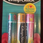 New ChapStick Summer Collection