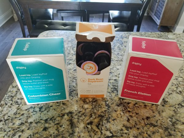 DripJoy - Experience single serve coffee, Joyfully better