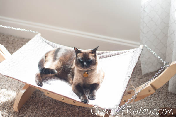 Luxury Cat Hammock Mocha