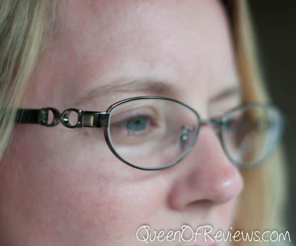 Justine Close Up Coach Glasses