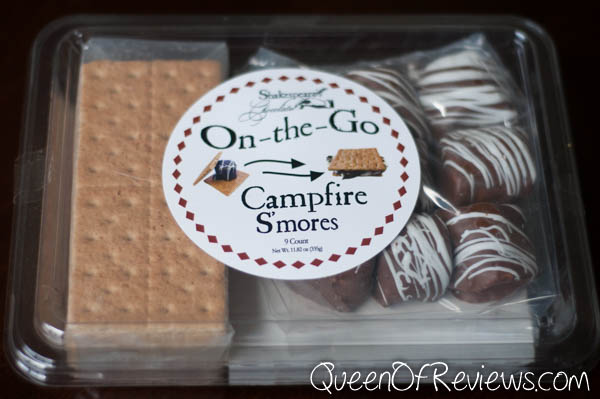 Cracker Barrel Campfire Smores On the Go