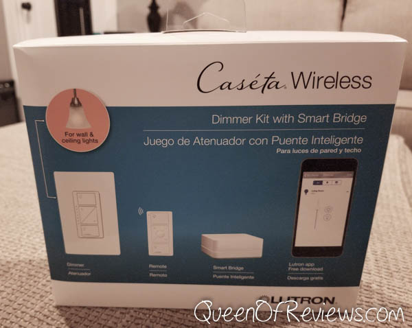 Caseta Wireless Starter Kit