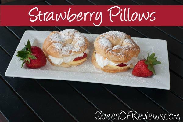 Strawberry Pillows Recipe