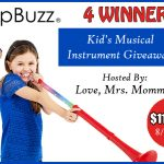 4 Winners - pBuzz Musical Instrument