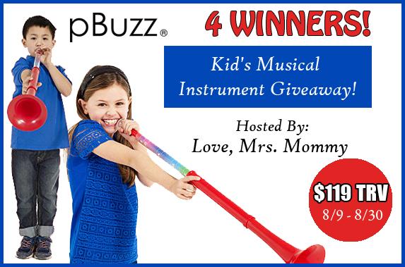 4 Winners - pBuzz Musical Instrument