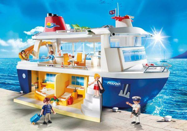 Playmobil Cruise Ship Open