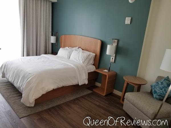 Element Huntsville Bedroom