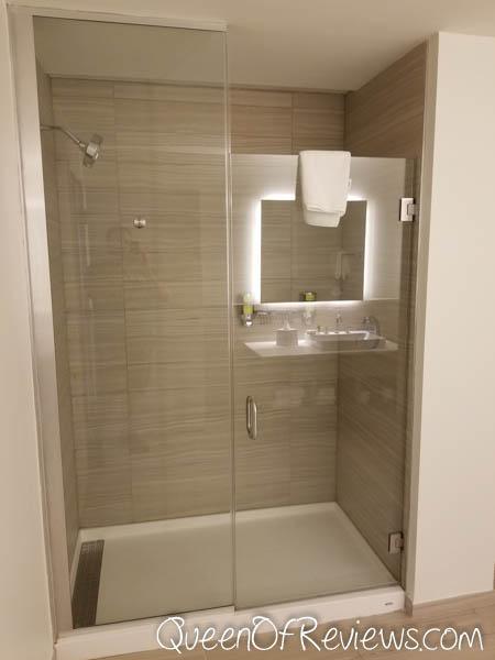 Element Huntsville Shower