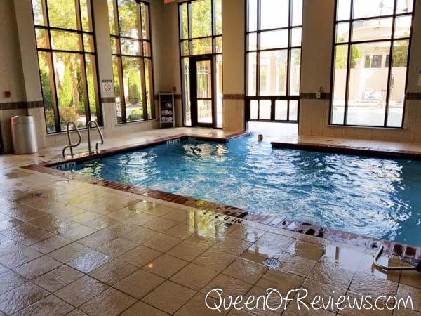 Element Huntsville Pool