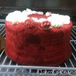 City Cafe Diner Red Velvet Cake