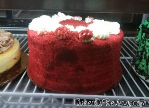 City Cafe Diner Red Velvet Cake