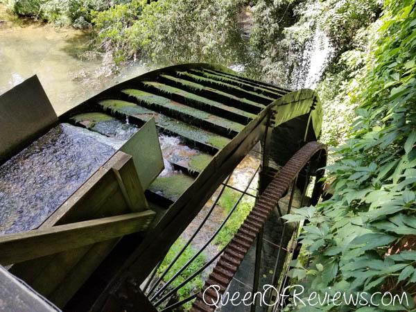 Falls Mill Wheel
