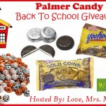 Palmer Candy Back To School Giveaway