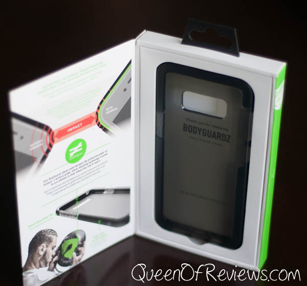 BodyGuardz Ace Pro Case with Unequal Technology for Samsung Galaxy S8