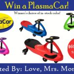 Winner's Choice of PlasmaCar Giveaway! $69.99 RV