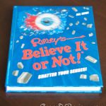 New Shatter Your Senses Book from Ripley's Believe It or Not!