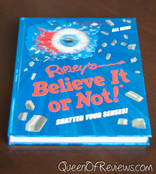 Ripleys Believe It or Not Shatter Your Senses