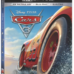 Cars 3 Now Available on Digital & Streaming