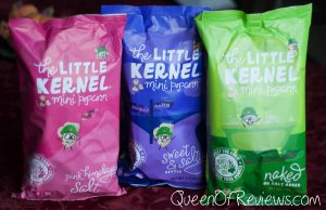 Celebrate National Popcorn Poppin' Month with The Little Kernel & Aqua Ball