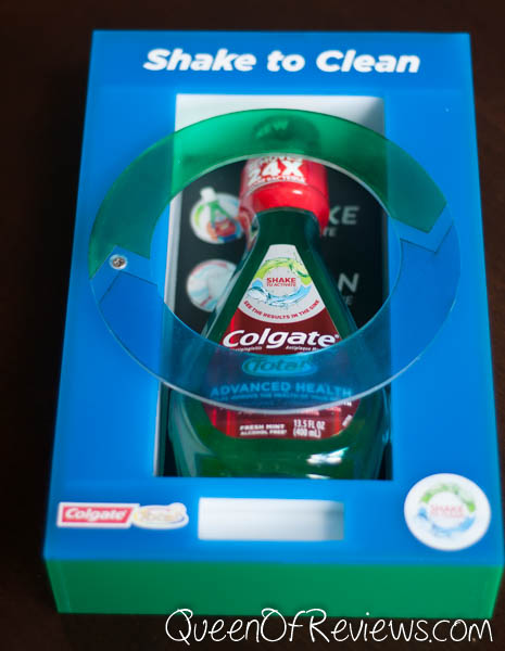 COLGATE TOTAL® ADVANCED HEALTH MOUTHWASH