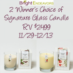 Bright Endeavors Candles for Everyone on Your Shopping List + Giveaway