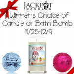 Give Jackpot Candles and Bath Bombs This Holiday Season+ Giveaway