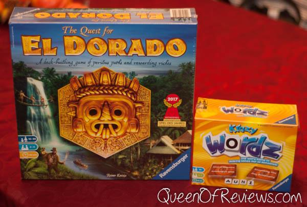 Eldorado and Krazy Words