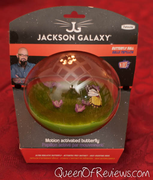 Jackson Galaxy Butterfly Ball