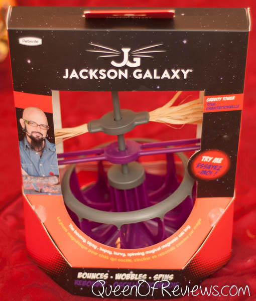 Jackson Galaxy Gravity Tower